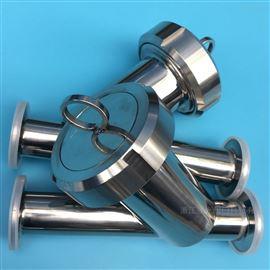 QGWL卫生级Y型管道过滤器
