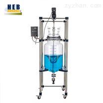 筒形玻璃分液器
