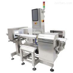 JSC-II金属检测重量检测一体机