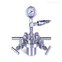 简易高压反应釜不锈钢耐高温大型