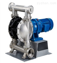 DBY不锈钢第三代电动隔膜泵