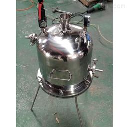 不锈钢保温过滤机