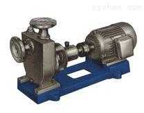 FZB自吸式化工离心泵