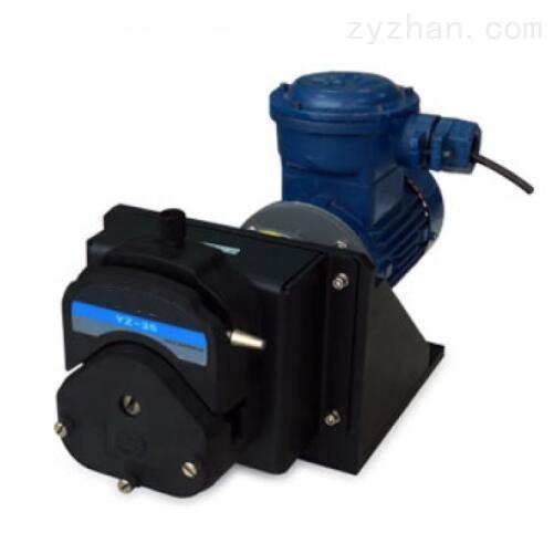 FG601S-A3交流防爆电机蠕动泵