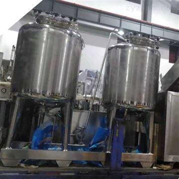 制药行业CIP清洗设备