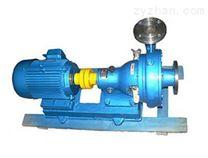 PWF耐腐蚀化工污水泵