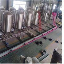 动态罐组式超声波逆流提取浓缩设备HSCT-G-N