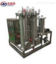 降酸值提高电阻力抗燃油不锈钢材质真空滤油机