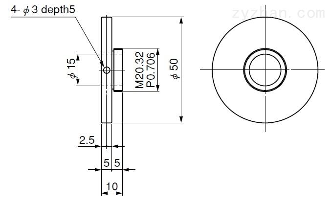 物镜镜架适配器lho-50adp_cad.jpg