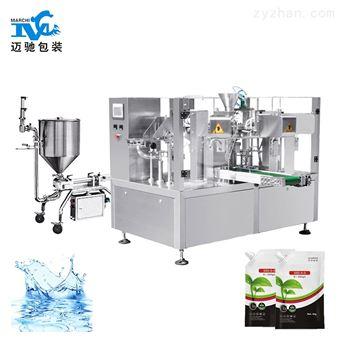 葉面肥液體自動包裝機