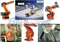 YXL机器人自动包装系统