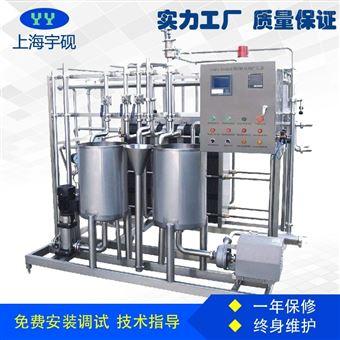 Y-BSC超高溫殺菌機組