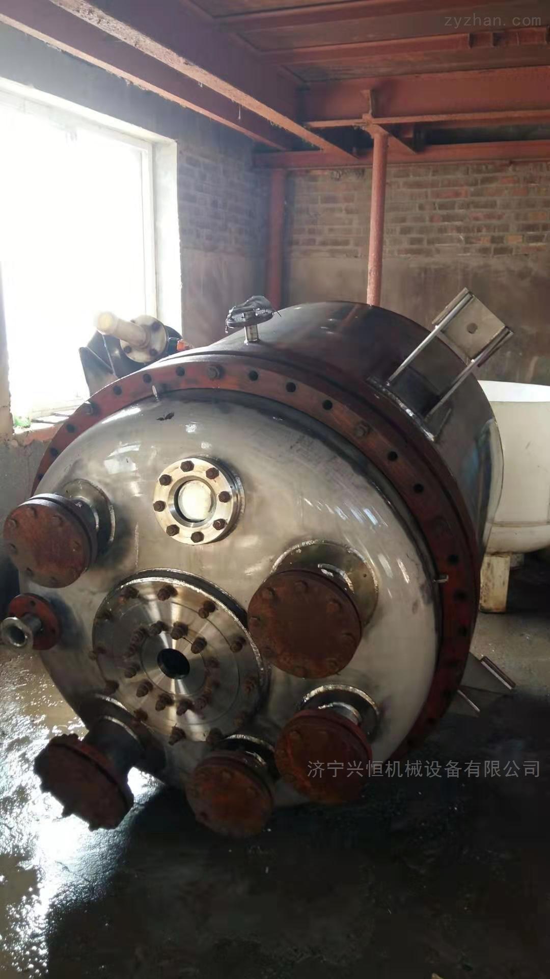 一吨钛设备钛反应釜