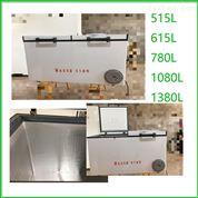 卧式防爆冰箱冰柜化工厂实验室1380升