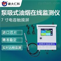 RS-LB-300餐饮厨房油烟在线监测仪