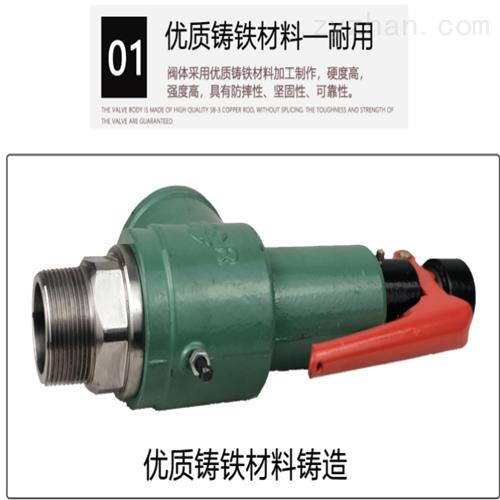 弹簧式全启安全阀DN80 DN65 A28H-16C
