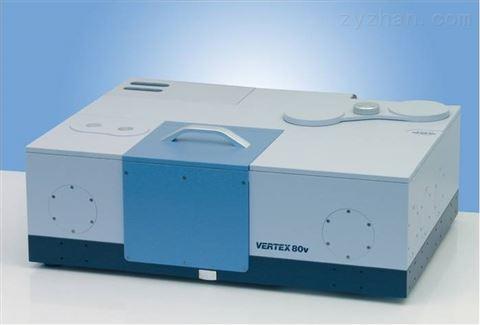 VERTEX 80/80v 傅立叶变换红外光谱仪