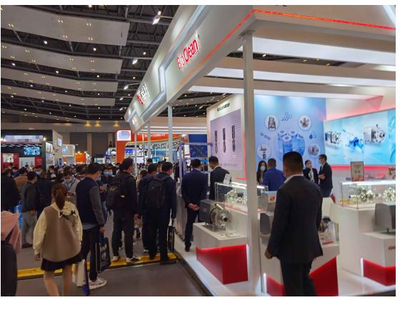 相约2021上海半導體展會,新莱將携AdvanTorr真空係统品牌闪亮登场!