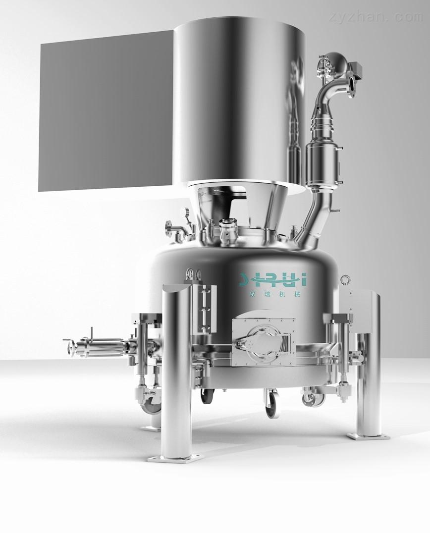 多功能过滤洗涤干燥机的组成结构及工艺原理介绍