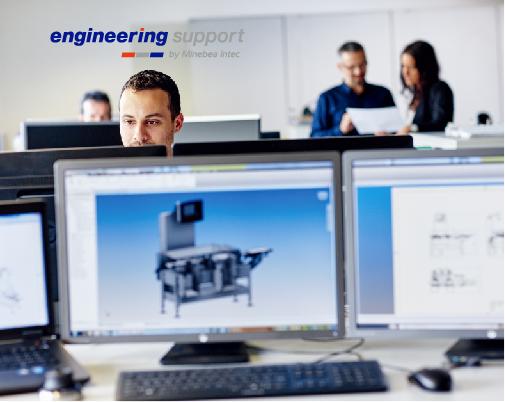 提供工程支持服務,確保優化的解決方案