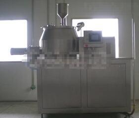 快速高效湿法混合制粒机