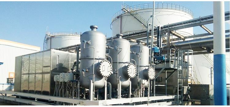 罐区油气深冷冷凝回收装置